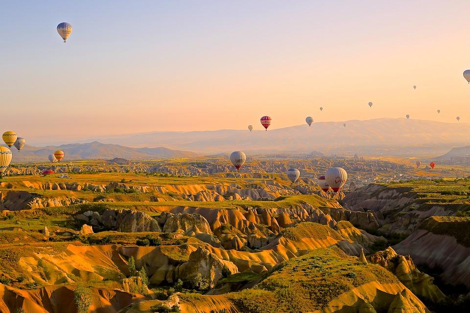 Tempat Menarik di Turki Yang Mesti Anda Lawati