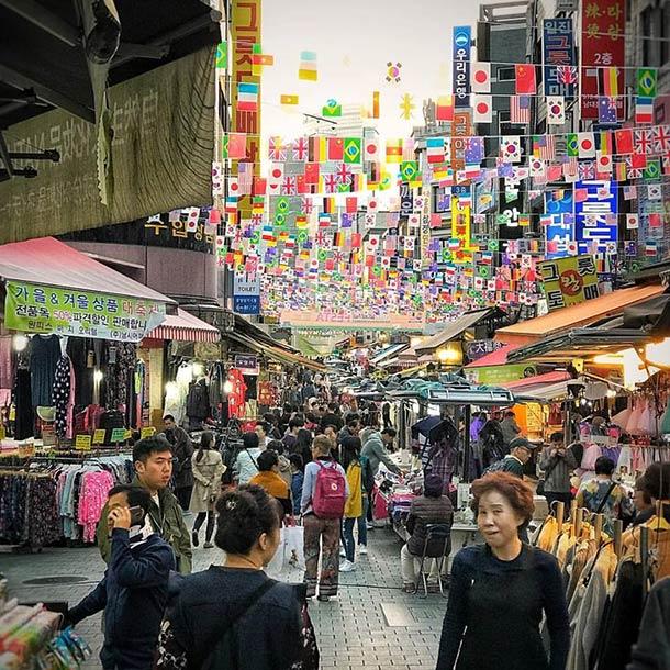 Namdaemun Market