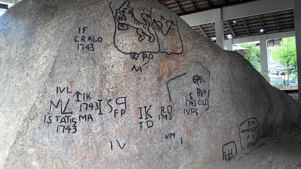 Batu Bersurat Pulau Pangkor