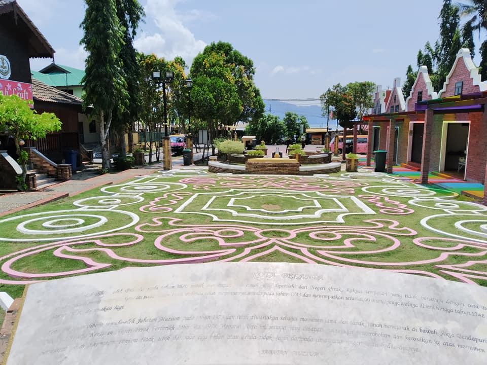 Kota Belanda Pulau Pangkor
