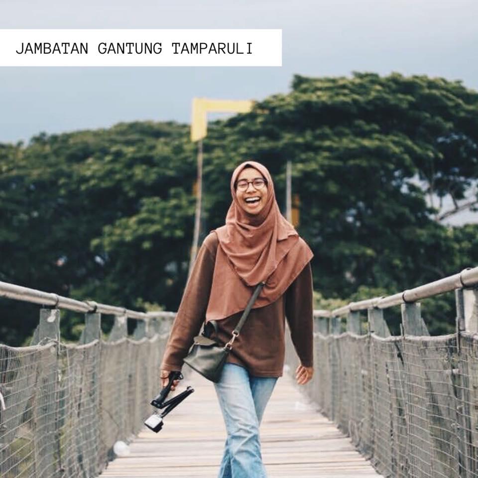 Jambatan Gantung Tamparuli Tempat Menarik Di Sabah