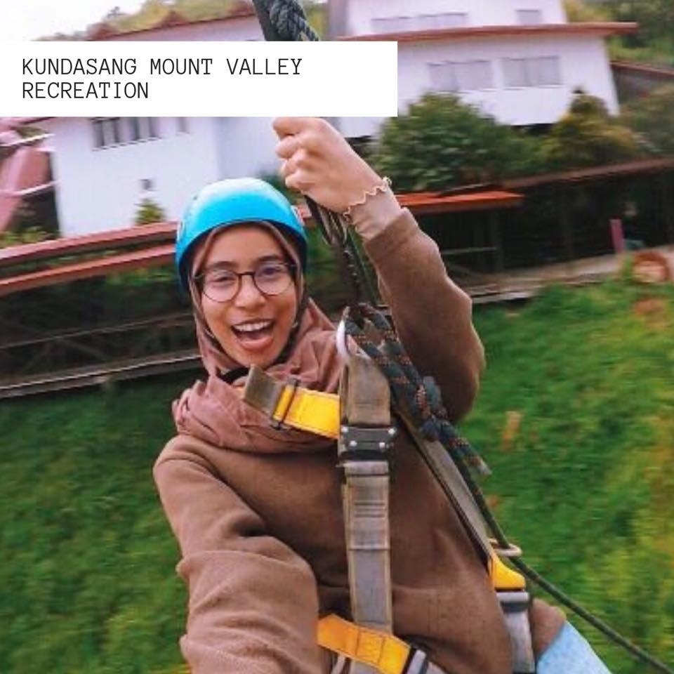 Kundasang Mount Valley Recreation