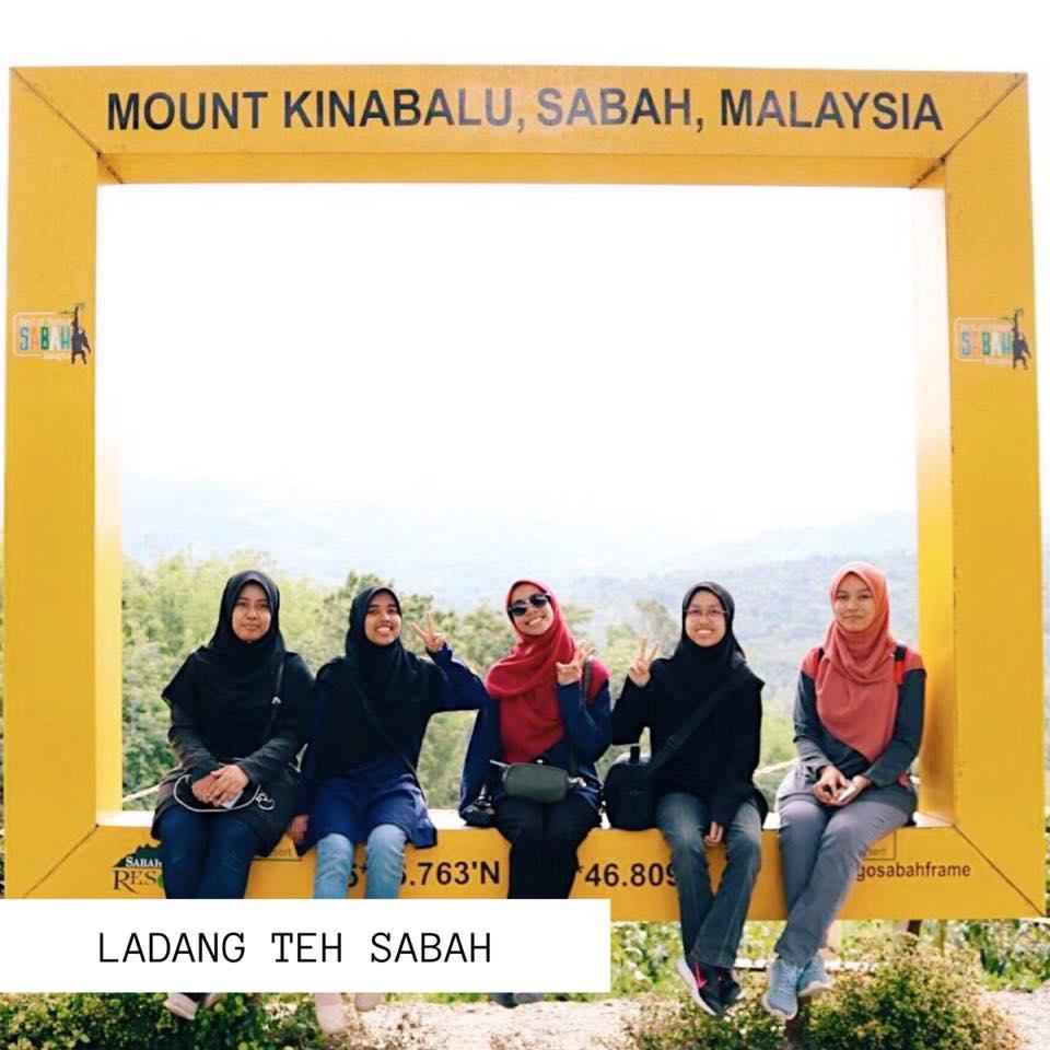 Ladang Teh Sabah