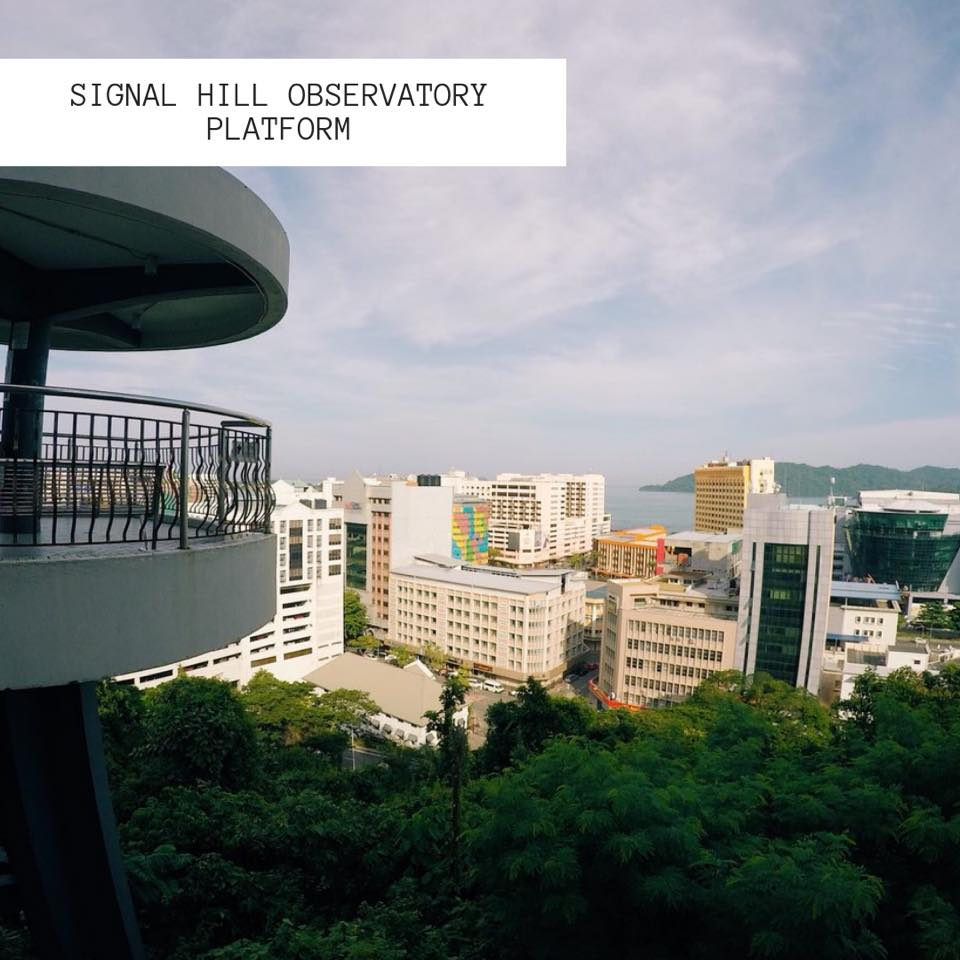 Signal Hill Observatory Platform