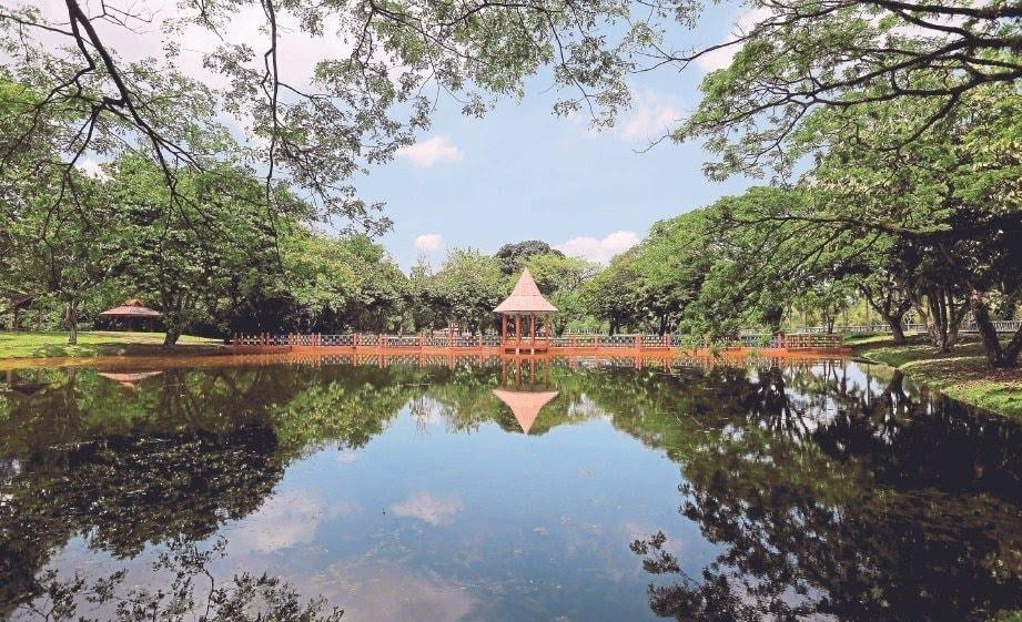 Tempat Menarik Di Taiping-Taman Tasik Taiping